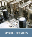 Busbars for Special Services