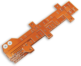 Laminated Power Backplane